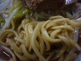 二郎(17):麺