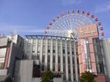 新福菜館(2):モール外観