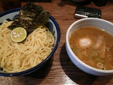 つじ田:二代目つけ麺