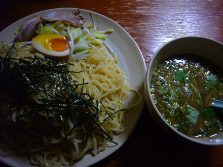 福輪家:つけ麺