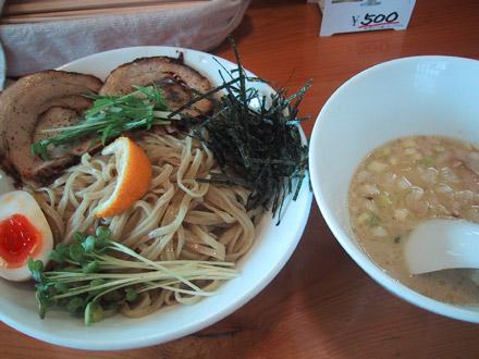 ni.co:つけ麺