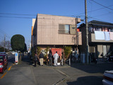 担々麺杉山:外観