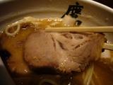 麺屋武蔵鷹虎:チャーシュー