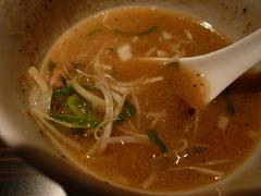 愛宕:スープ割
