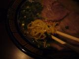 一蘭(2):麺