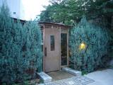 イツワ製麺所食堂:入口