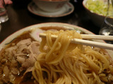 末廣ラーメン本舗(6):麺