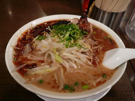 俺とカッパ(3):焼角煮麺