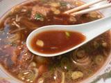 新福菜館(2):スープ
