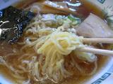 日高屋:麺