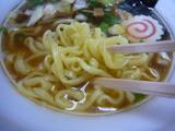 大勝軒カップ:麺とツケダレ