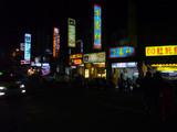 台北:遼寧街の風景