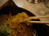 白樺山荘:麺
