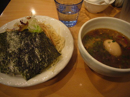 ZERO(3):特製カレーつけ麺