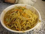 台北:牛肉炒麺