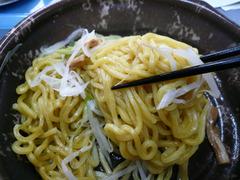 セブン・つけ麺:麺とか