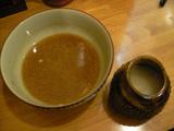 麺屋 蕪村:スープ割
