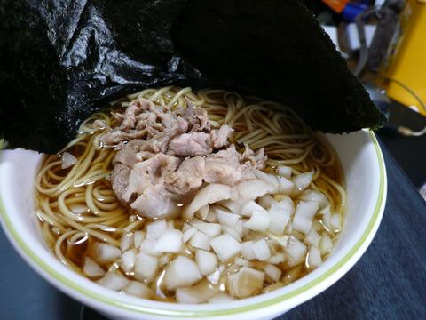 比内地鶏らぅめん(2):調理例