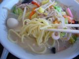 山ゆり(2):麺