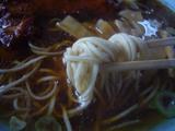 いろは食堂:麺
