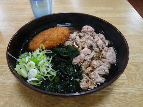 小竹林:肉そば