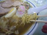 富士屋:麺