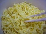 大勝軒カップ:麺