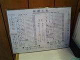 丸龍-メニュー