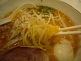 我聞(3):エビ味噌スペシャル・麺