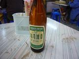 小北夜市:ビール