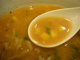 我聞(3):エビ味噌スペシャル・スープ