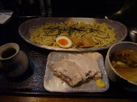 達人:つけ麺
