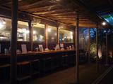 イツワ製麺所食堂:カウンター席