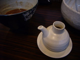 井の庄:割スープ