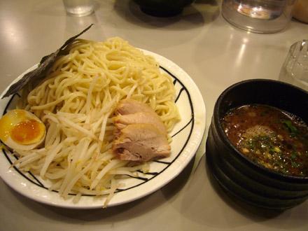黄昏(2):つけ麺