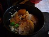 自作ラーメン祭り 拉麺志士編:チャーシュー丼