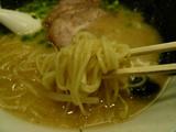 にんにくや(30):麺