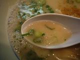 大砲(2):スープ