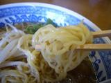 いのよし:麺