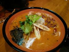 行徳家:担担麺