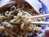 明神 角ふじ:麺