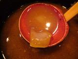 楓(23):スープ割とタマネギ