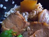 自作ラーメン祭り 拉麺志士編:チャーシュー丼アップ