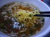 ラーメン発見伝カップ:醤油豚骨麺