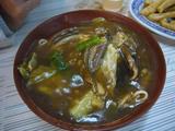 小北夜市:麺