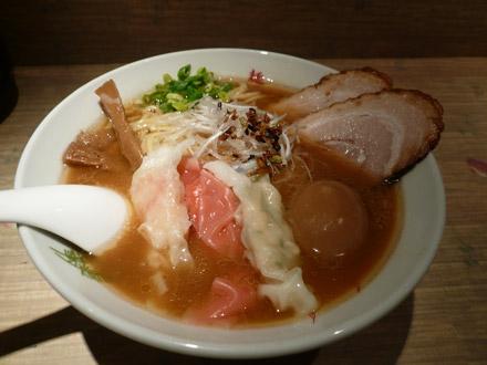 麺屋武蔵江戸きん:お祭りら〜麺