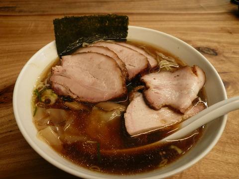 いちばん一番:焼豚わんたん麺