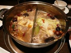 天香回味:鍋煮えた