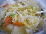 ○吉たんめん(2):野菜