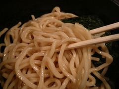 前略。まるきゅう:麺